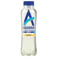 Напиток безалкогольный Аквариус лимон цинк 400мл ПЭТ