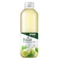 Напиток сокосодержащий Добрый сочный лимон и мята 0,45л