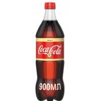Кока-Кола ванила 0,9л