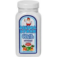 Соль Азбука кухни каменная пищевая 1000г