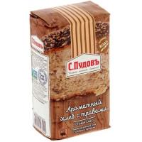 Смесь для выпечки С.Пудовъ Ароматный хлеб с травами 500г