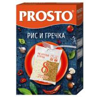 Крупа Просто ассорти из риса и гречи 8пак. 500г
