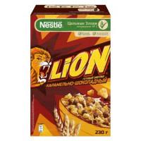 Завтрак сухой Нестле Лион карамельно-шоколадный 230г