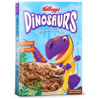 Завтрак сухой Келлогс Шоколадные лапы и клыки 220г