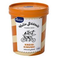Мороженое Валио сливочное карамель 289г