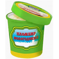 Мороженое Вологодский пломбир 60г карт стакан