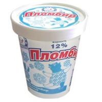 Мороженое Карелии пломбир ванильный бумажный стакан 230г
