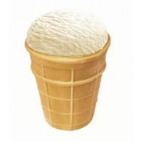 Мороженое Карельский стандарт пломбир со сливками ваф. стаканчик 70г
