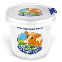 Мороженое Коровка из Кореновки ванильное в бумажном стаканчике 80г