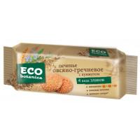 Печенье Эко ботаника овсяно-гречневое с кунжутом 280г