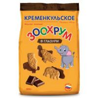 Печенье Кременкульское Зоохрум в глазури 200г