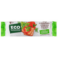 Крекер Эко Ботаника с отрубями, сладким перцем и зеленью 175г