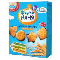 Печенье Фруто-няня детское пшеничное с 6 мес. 150г