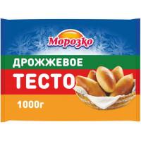 Тесто Морозко дрожжевое 1000г