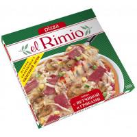 Пицца Римио с ветчиной и грибами 350г