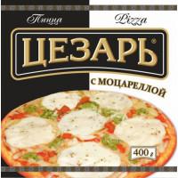 Пицца Цезарь с моцареллой 400г