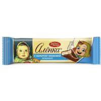 Шоколад Красный Октябрь Аленка молоко и злаки 45г