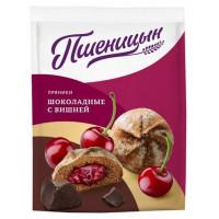 Пряники Пшеницын Шоколадные с вишней 200г