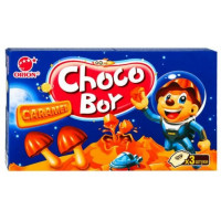 Печенье Орион Чоко-бой карамель 135г
