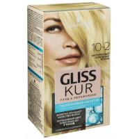 Краска 10-2 Глис Кур Уход и увлажнение Натуральный холодный блонд