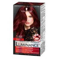 Краска для волос Шварцкопф Люминанс 5.88 Глянцевый красный 165мл