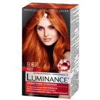 Краска для волос Шварцкопф Люминанс 8.87 Дерзкий медный 165мл