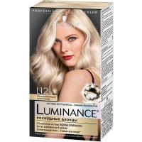 Краска для волос Шварцкопф Люминанс L12 Ультра платиновый осветлитель 165мл