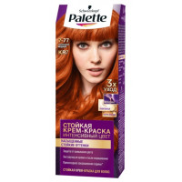 Краска Палет для волос роскошный медный KR7