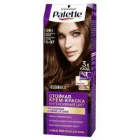 Краска Палет для волос благородный каштан GK4