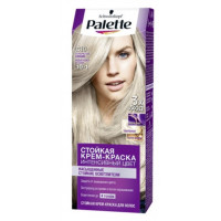 Краска-крем Палет С10 серебристый блондин