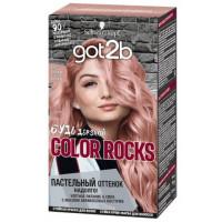 Краска Шварцкопф Гот2Би Колор Рокс 101 розовый блонд