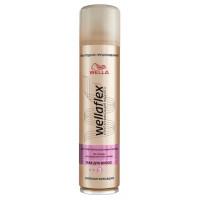 Лак для волос Веллафлекс сильная фиксация для чувствительной кожи головы 400мл