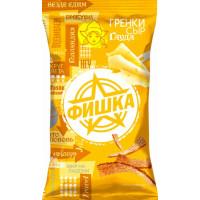 Сухарики Фишка со вкусом сыра Гауда 120г