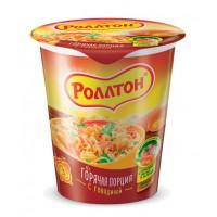 Лапша Роллтон со вкусом говядины стакан 70г