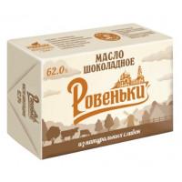 Масло Ровеньки сливочное шоколадное 62% 170г