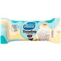 Мороженое Валио пломбир ваниль 15% 200г