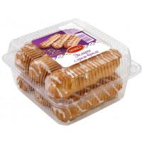 Набор пирожных Мирель эклеры крем-брюле 180г