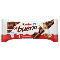 Вафли Киндер буэно шоколадный 43г