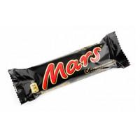 Марс макс с нугой и карамелью 50г