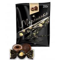 Конфеты Марсианка три шоколада 200г пакет