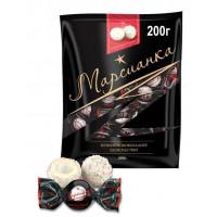 Конфеты Марсианка кокосовый пудинг 200г пакет