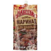 Маринад Махеев традиционный для шашлыка 300г дой-пак