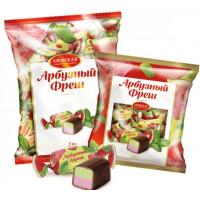 Конфеты Азовская КФ Арбузный фреш 250г
