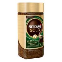 Кофе Нескафе Голд Арома Интенсо растворимый 85г ст/б