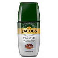 Кофе Якобс Монарх Милликано растворимый 160г ст/б