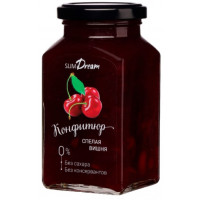 Конфитюр Слим Дрим вишневый без сахара 300 ст/б