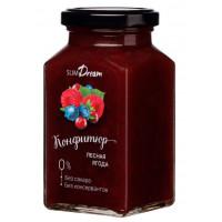 Конфитюр Слим Дрим из лесных ягод без сахара 300 ст/б