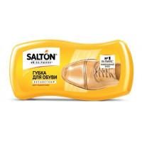 Губка для обуви Сэлтон гладкая кожа бесцветная