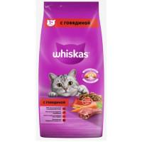 Корм для кошек Вискас вкусные подушечки с паштетом говядина 1,9 кг