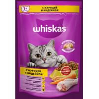 Корм для кошек Вискас подушечки курица/индейка 350г